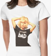 Blondie? Women's Fitted T-Shirt