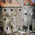Backyards of Dubrovnik by Jye Murray