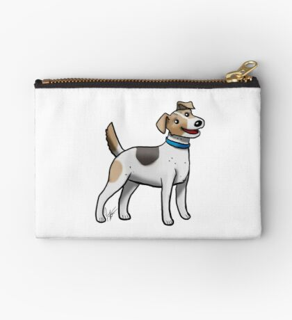 Jack Russell Terrier Studio Pouch