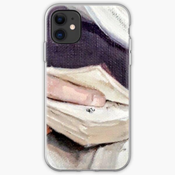 Portrait de la Jeune Fille en Feu Coque souple iPhone