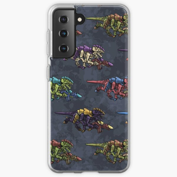 Tyranid Rainbow Samsung Galaxy Soft Case