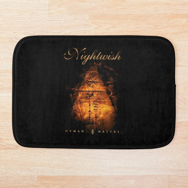 music with Genre: Gothic metal; Symphonic metal; Power  99name nightwish album cover 06 Bath Mat