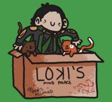 Loki's Mind Palace