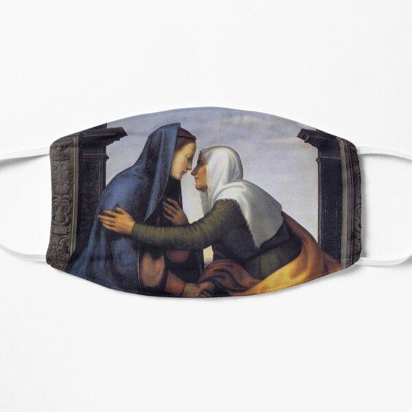 The Visitation Flat Mask