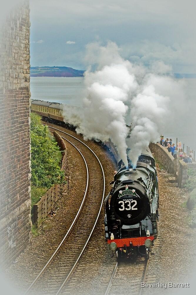 Torbay Express by Beverley Barrett