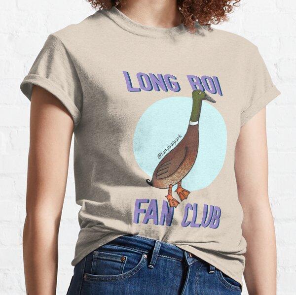 Long Boi Fan Club (Blue) Classic T-Shirt