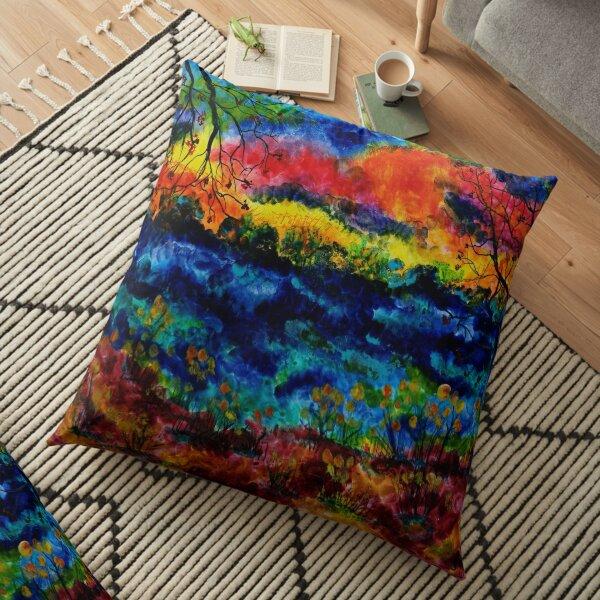 Dreaming Floor Pillow