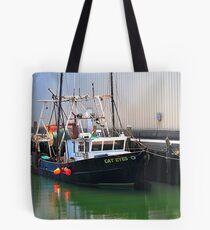 Cat Eyes Fishing vessel  Tote Bag