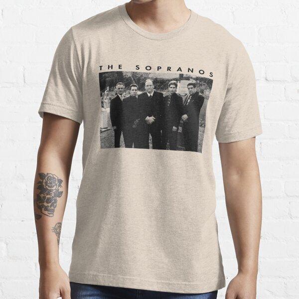 Los Soprano - Retro Camiseta esencial