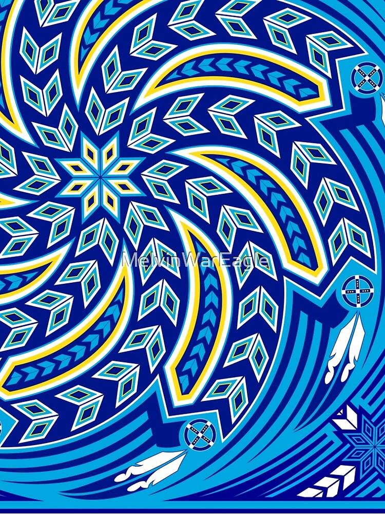 Wind Spirit  by MelvinWarEagle