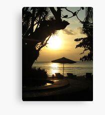 Lombok Canvas Print