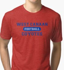 b7f49b178 West Canaan Coyotes Tri-blend T-Shirt