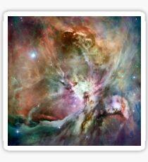 The Orion Nebula Messier 42, M42, NGC 1976 Sticker