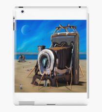 Kodak Meltdown SQ iPad Case/Skin