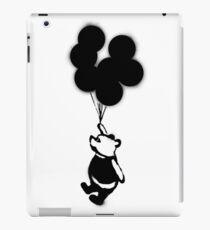 Flying Balloon Bear iPad Case/Skin