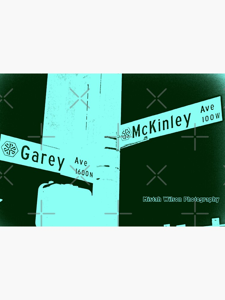 Garey Avenue & Mckinley Avenue, Pomona, CA by Mistah Wilson by MistahWilson