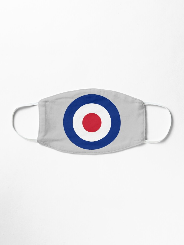 Alternate view of RAF - Royal Air Force roundels 1947 Mask