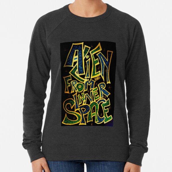 ALIEN FROM INNERSPACE Lightweight Sweatshirt