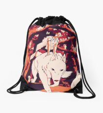 Princess Mononoke Drawstring Bag