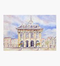Abingdon County Hall Photographic Print