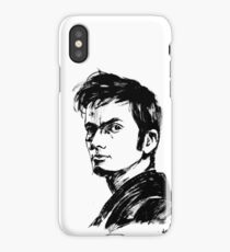 Dr. Tennant iPhone Case/Skin