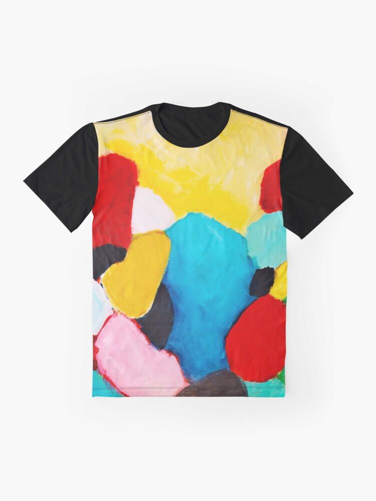 Alternate view of Rocks Graphic T-Shirt