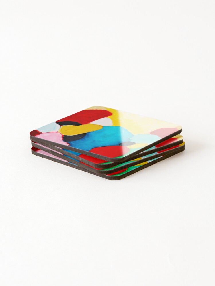 Alternate view of Rocks Coasters (Set of 4)