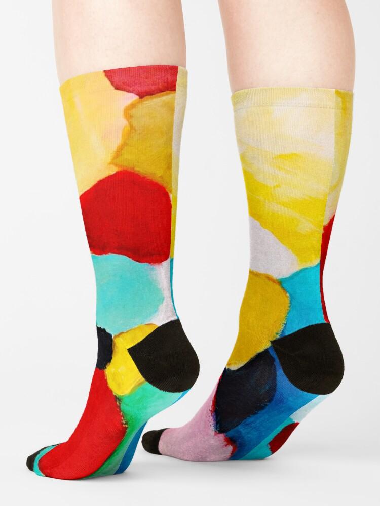 Alternate view of Rocks Socks