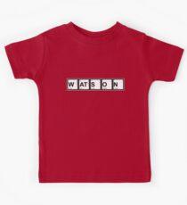 Elementary (My Dear) Watson Kids Tee