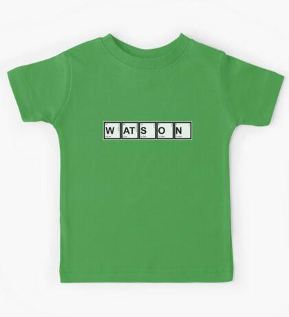 Elementary (My Dear) Watson Kids Clothes