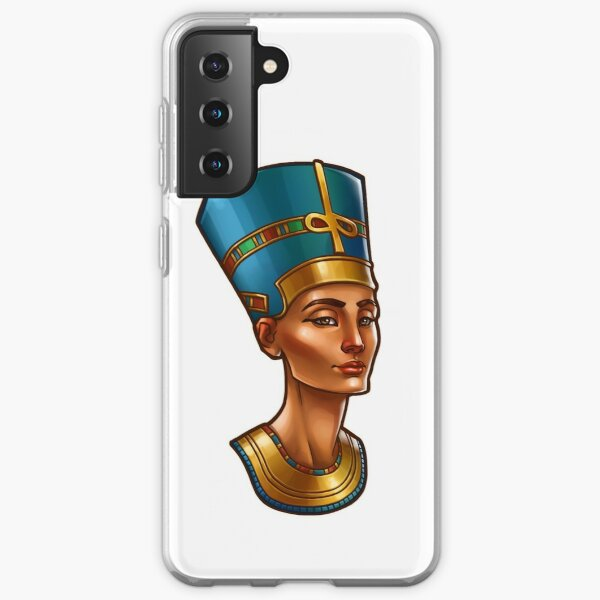 Nefertiti's Quest : Nefertiti Samsung Galaxy Soft Case