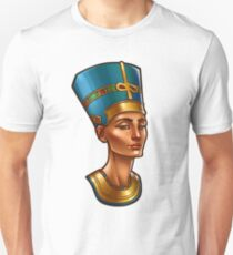Nefertiti's Quest : Nefertiti Unisex T-Shirt
