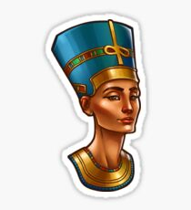 Nefertiti's Quest : Nefertiti Sticker