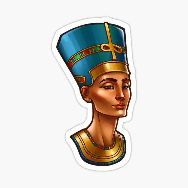 Nefertiti's Quest : Nefertiti Sticker