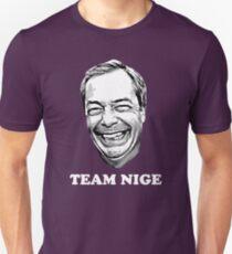 Team Nige Unisex T-Shirt
