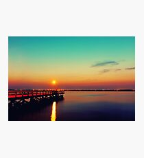 Sunglow Photographic Print