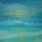 Emerald Waves by Holly Martinson