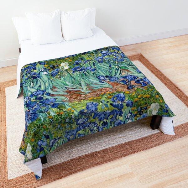 Van Gogh: Irises Comforter
