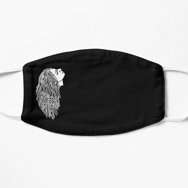 Tori Sparks: Black and White Flat Mask