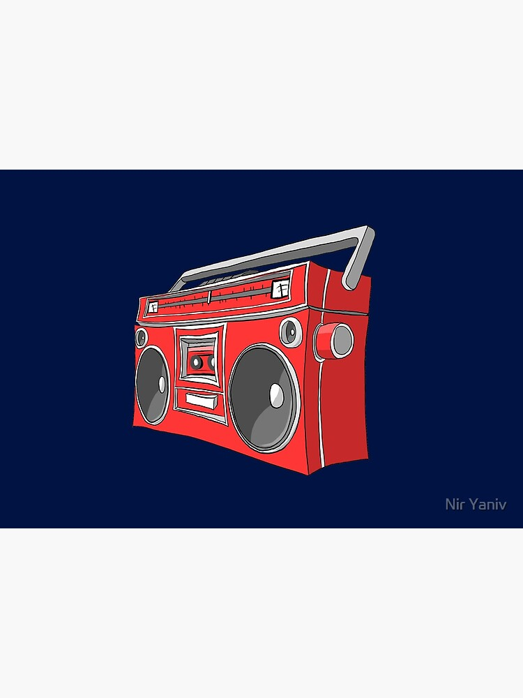 Boombox by niry