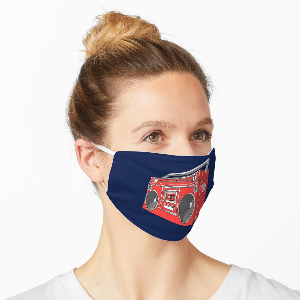 Boombox Mask