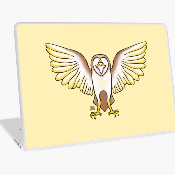 Triforce Owl Laptop Skin