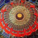 Temple Ceiling  by Stuart Baxter
