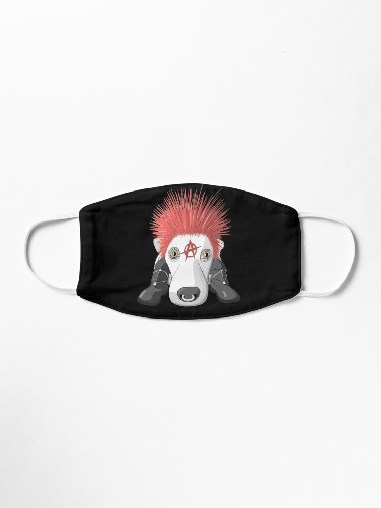 Alternate view of Anarchy! Mask