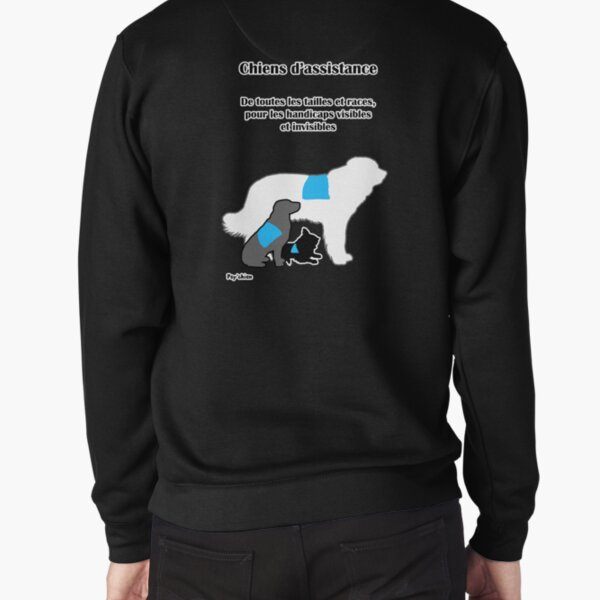 Trois Chiens Psy'chien Sweatshirt épais