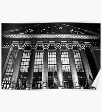 New York Stock Exchange - NYSE Poster