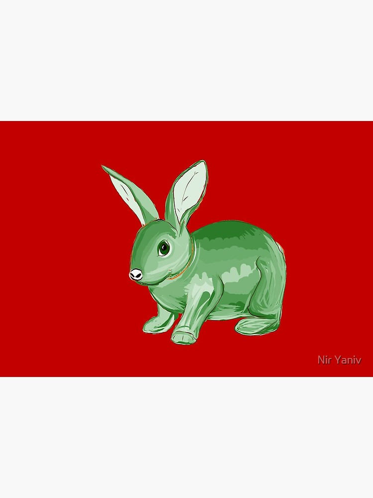Green Bunny by niry