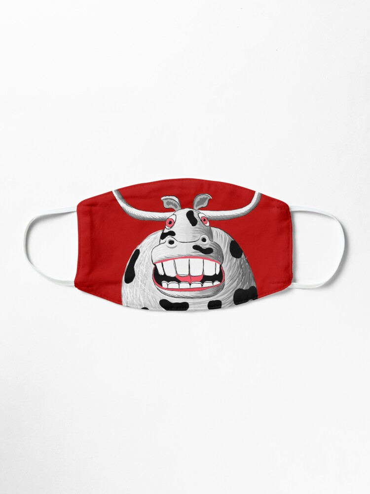 Alternate view of The New Cow! Mask