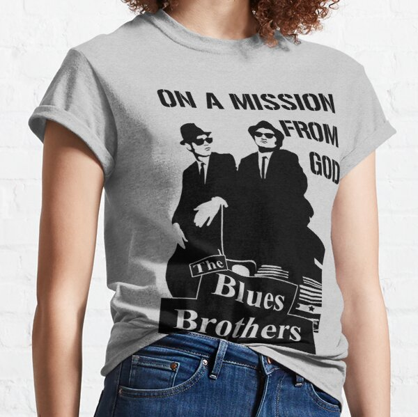 The Blues Brothers Camiseta clásica
