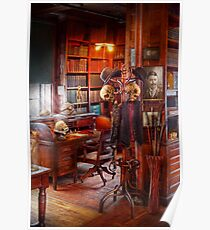 Macabre - In the Headhunters study Poster